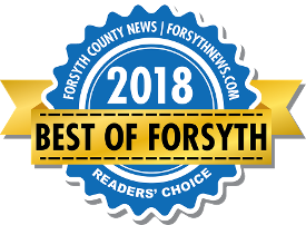 Best of Forsyth Reader's Choice 2018