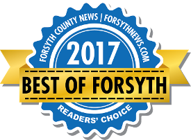 Best of Forsyth Reader's Choice 2017