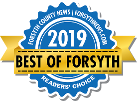 Best of Forsyth Reader's Choice 2019